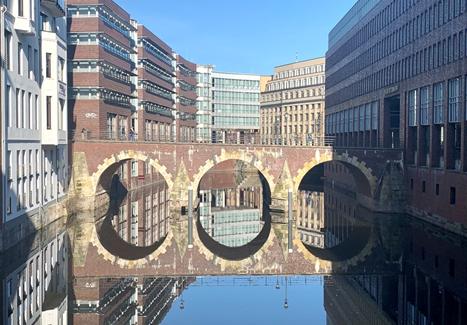 Bild neues Büro der Sehner Unternehmensberatung Hamburg